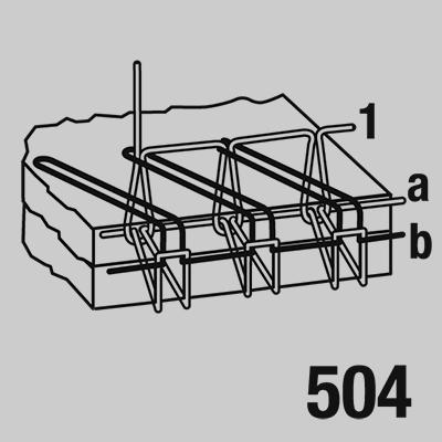 504 Three Thread Overlock